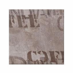 ΕΠΙΦΑΝΕΙΑ ΤΡΑΠΕΖΙΟΥ 710 WERZALIT 60X60 ΣΕ COFFEE BROWN ΧΡΩΜΑ HM5229.06