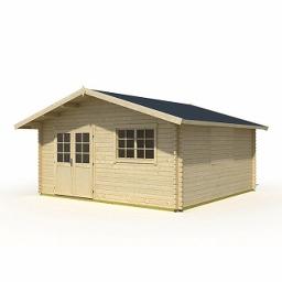 Ξύλινο Σπίτι Ηλέκτρα 505 x 410cm