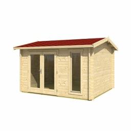 Ξύλινο σπίτι Φαίδρα 350 x 300cm