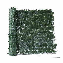 Φυλλωσιά σε πλέγμα 100(Y) x 300εκ. (πράσινο σκούρο)