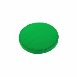 Μαξιλάρι στρογγυλό 44εκ - πράσινο