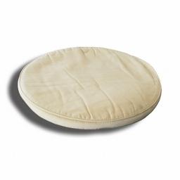 Μαξιλάρι Στρογγυλό 44εκ - εκρου