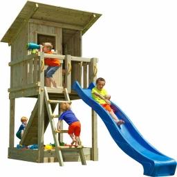 Πύργος Beach Hut - με ύψος τσουλήθρας 150εκ.