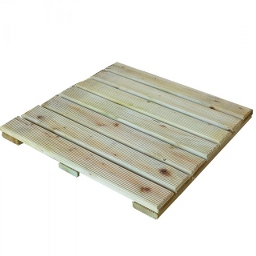 Ξύλινο πλακίδιο πατώματος 40 x 40εκ.