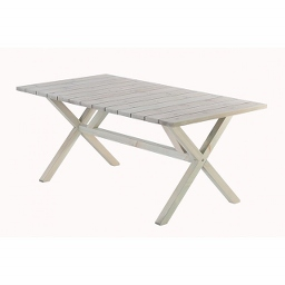 Ξύλινο τραπέζι Βικτώρια 75(Y) x 90 x 180cm