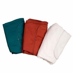 Ανταλλακτικό κάλυμμα μαξιλαριού καναπέ Ηρα (χωρίς γέμισμα) εκρου SHOWOOD