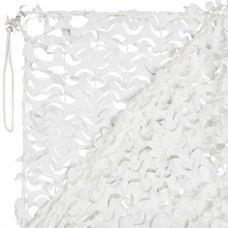 Δίχτυ παραλλαγής | εκρου-μόκα | 4 x 6m